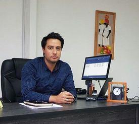 Jorge Toro, gerente División Aquagestión.