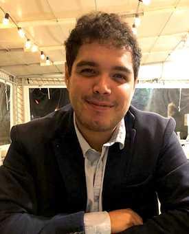 Valentin Porte, gerente de Ventas para Latinoamérica de Ocein. Foto: Ocein.