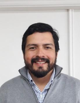 César Aguilar, subgerente de Alimentación y Nutrición en Multiexport Foods. Foto: Multiexport Foods.