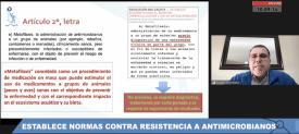 Presentación del Dr. Ruben Avendaño (pinchar en la imagen para agrandar).