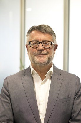 Vicepresidente de Salmones Austral, Christian Samsing. Foto: Salmones Austral.