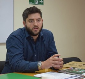 Ismael Infante, gestor PTI Fiordos y Canales. Foto: Archivo Salmonexpert.