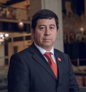 Ricardo Arriagada, director regional Prochile en Los Lagos.