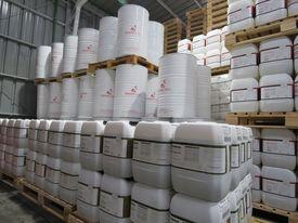 Bioproductos derivados del proceso del tratamiento del silo. Foto: Salmonexpert.