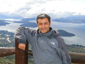 Ricardo López, encargado territorial SalmonChile en La Araucanía. Imagen: SalmonChile.