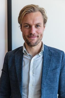 Morten Christophersen, administrerende direktør i ECONNECT Energy. Foto: ECONNECT Energy