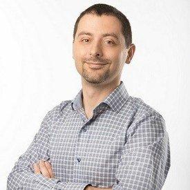 Bogdan Vornicu: Happy with results so far. Photo: LinkedIn.