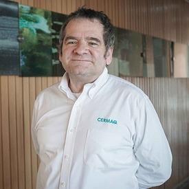 Pedro Courard, gerente de Producción de Cermaq Chile. Foto: Cermaq.