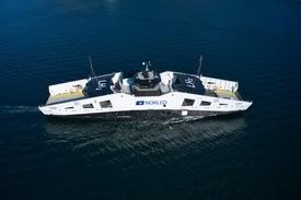 MF «Hydra» er den tredje ferjen Westcon bygger for Norled. Foto: Norled