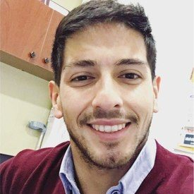 Anwar Chelech, ingeniero industrial. Foto: Linkedin.