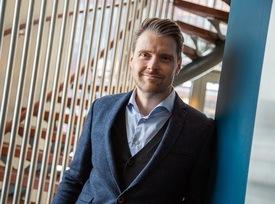 Geir Larsen, daglig leder i NES