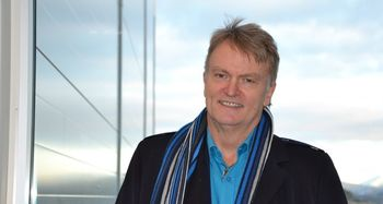 Høyres stortingsrepresentant Ove Trellevik er ikke enig med fiskeriministeren. Foto: Linn Therese Skår Hosteland/Kyst.no.