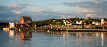 Katrin Bunte forteller at hun er glad for å bli en del av teamet. Hun oppfatter også Sør-Helgeland som som et attraktivt område. Illustrasjonsfoto: Norsk havbrukssenter.