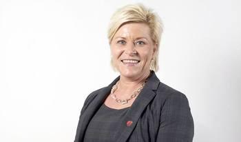 Siv Jensen. Foto: Fremskrittspartiet.