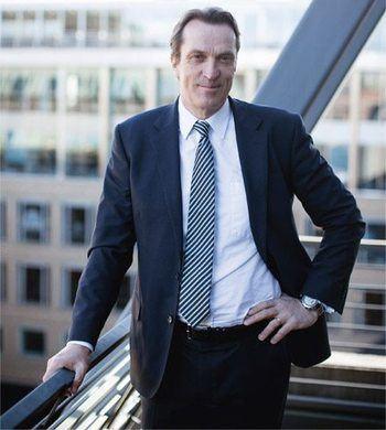 Jon Hindar har vært styreleder i selskapet siden 2016. Foto: Cermaq