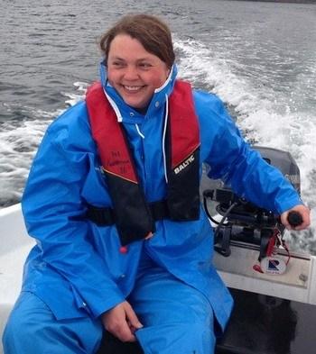 Reidun Bjelland. Arkivfoto: Havforskningsinstituttet.
