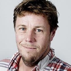 Seniorforsker Bjørn Roth er sterkt uenig med påstandene om at «Norwegian Gannet»-metoden gir dårlig kvalitet. Foto: Nofima.