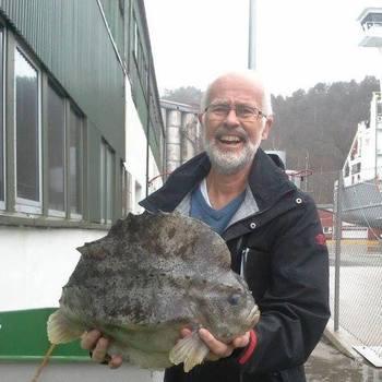 Erlend Waatevik har god kontroll på rensefiskproduksjonen i Norge og mener tilbudet av rensefisk vil trolig kunne øke med cirka 10 %i 2019 til cirka 65 millioner fisk. Foto: privat.