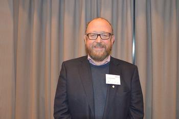 Carl-Erik Arnesen, administrerende direktør i Hav Line. Foto: Kyst.no.