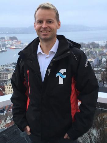 Daglig leder Harald Lien sier til Kyst.no at starten på 2020 har vært roligere enn andre år, men gjør at de kan fokusere på vedlikehold av flåter, service og nyutvikling. Foto: Fluctus.