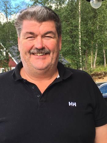 Daglig leder i Selvøy SjøfarmJan Erik Jakobsen. Foto: Privat.
