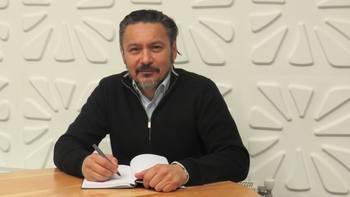 Óscar Garay. Foto: Archivo Salmonexpert.