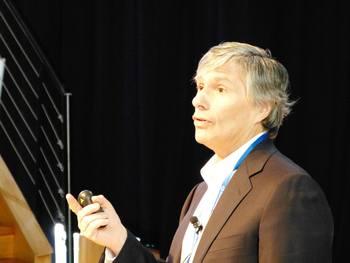 José Ramón Gutiérrez, presidente ejecutivo de Multiexport Foods. Foto: Archivo Salmonexpert.