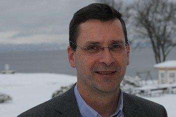 Harald Sveier, teknisk direktør i Lerøy Seafood Group sier basert på erfaringene fra Preline, har vi søkt om utviklingstillatelse til konseptet «Pipefarm», som vil bli over dobbelt så stor. Foto: Arkiv.