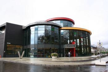 TTAQUA har kontor på Marineholmen i Bergen sammen med Bergen Teknologioverføring (BTO). Marineholmen er et sted hvor det skjer mye nyskapning innenfor oppdrettsnæringen. Foto: TTAQUA.