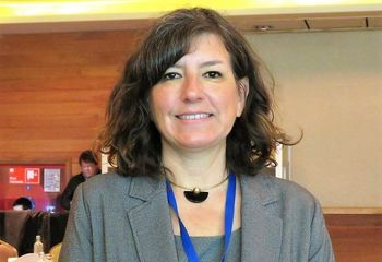 Alicia Gallardo, directora nacional de Sernapesca. Foto: Archivo Salmonexpert.