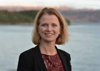 Hege Økland, administrerende direktør i NCE Maritime Cleantech. Arkivfoto: Blue-C