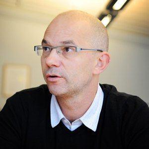 Daglig leder Torgrim Rørtveit i NOFI. Foto: privat.