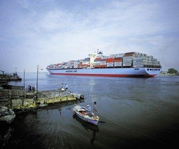 Moller - Maersk es una empresa integrada de logística de contenedores y servicios de transporte. Imagen: Maersk.