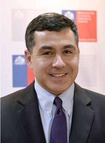 Subsecretario Eduardo Riquelme. Imagen: Subpesca.