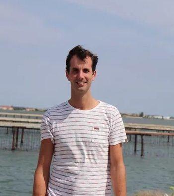 Kasper Janssen, forsker ved universitetet i Wageningen