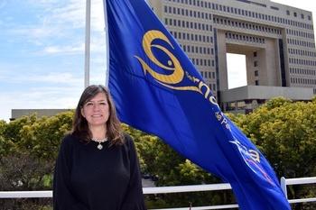 Alicia Gallardo, directora nacional de Sernapesca.