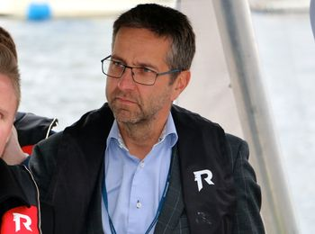 Tom Eystø, administrerende direktør i Massterly skal i fremtiden drifte autonome skip. Foto: Andrea Bærland