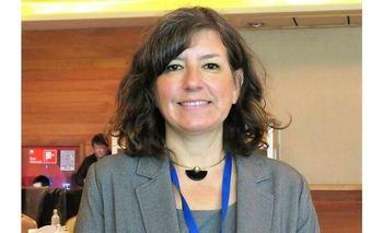 Alicia Gallardo, directora nacional de Sernapesca. Imagen: Salmonexpert.