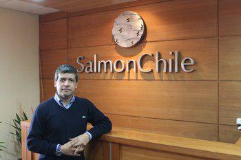Esteban Ramírez. Foto: Archivo Salmonexpert.