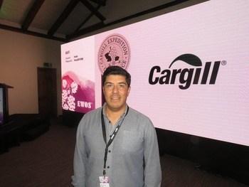 Rodrigo Torrijo, gerente general de Hendrix Genetics en Chile.