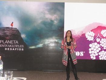 Fiorella Montoya, directora de Desarrollo Sistema B Chile.