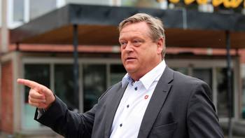 Fiskeriminister Harald T. Nesvik (FrP). Klikk for større bilde. Foto: FrP.