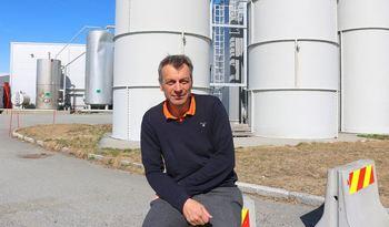 John Erik Rønning, administrerende direktør ved Salten Salmon. Klikk for større bilde. Foto: Salten Aqua.