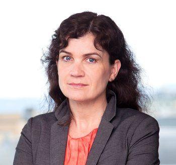 Regiondirektør for Arbeidstilsynet Vestlandet, Borghild Lekve Foto: Arbeidstilsynet