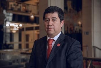 Ricardo Arriagada, director regional de ProChile Los Lagos. Foto: ProChile.
