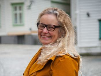 Stortingsrepresentant Ruth Grung (AP). Foto: Hordaland Arbeiderparti