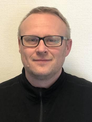 Alf Helge Møgster er nyansatt i Fluctus og startet 1.mars. Foto: Fluctus.