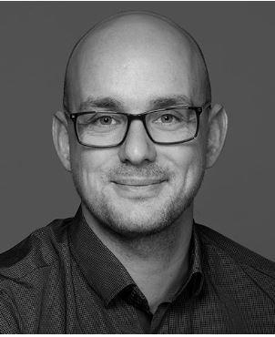 Tommy Karlsen (41) er ny prosjektkoordinator og sier selskapet har mange spnnende prosjekter på gang innenfor havbruksnæringen. Foto: Privat