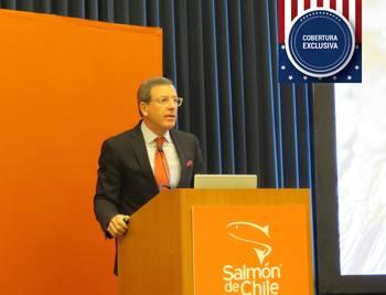 Ricardo García, presidente del CSMC. Foto: Francisco Soto, Salmonexpert.