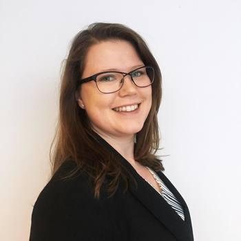 En ny rensefisk-koordinator Marthe Austad. Foto: Aqua Kompetanse